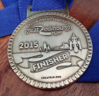 The Great Edinburgh Run 2015